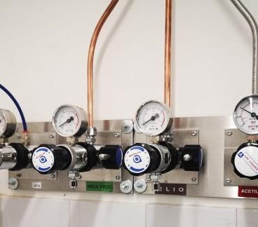 Impianti gas tecnici