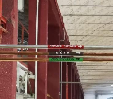 Linee gas tecnici