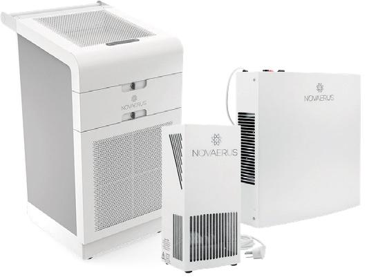 Sistemi di  disenfezione aria