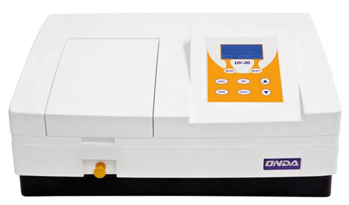 Spettrofotometro VIS